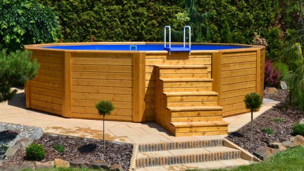 basen drewniany 3